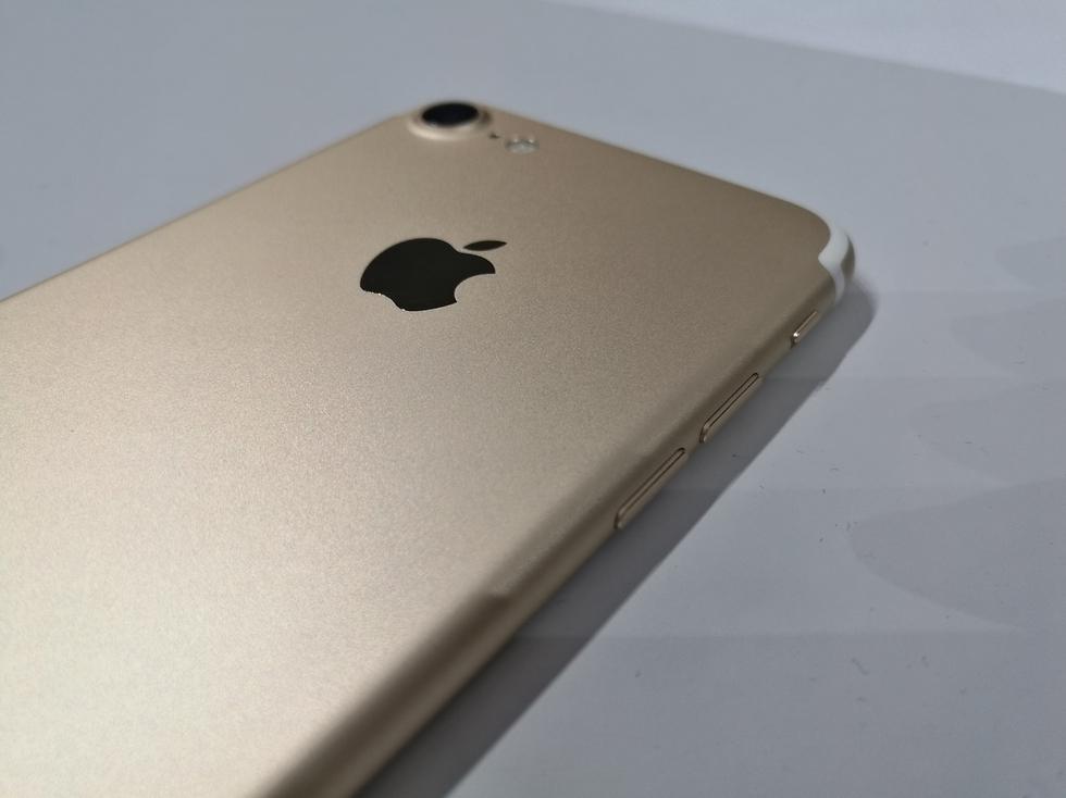 אייפון (צילום: שגיא כהן)