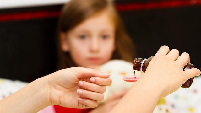 לשים לב למינונים שנותנים לילדים (צילום: shutterstock) (צילום: shutterstock)