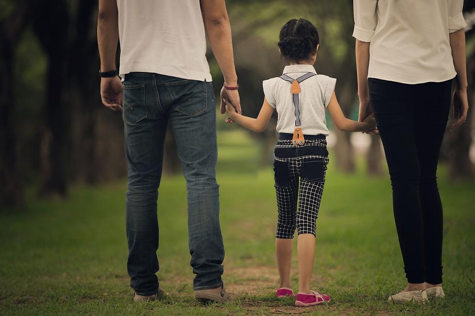 נסו להימנע ממלחמות, ולו רק למען הילדים (צילום: Shutterstock)
