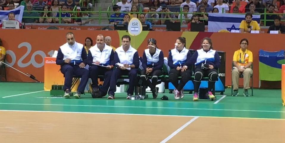 נבחרת כדורשער (צילום: קרן איזיקסון)