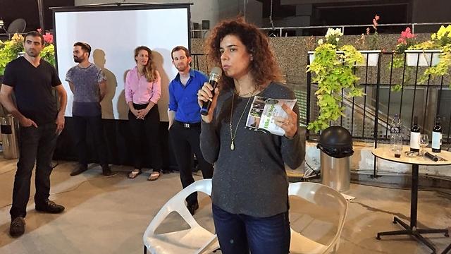One of the philanthropies presenting at Wine Wednesday (Photo: Wine Wednesday)
