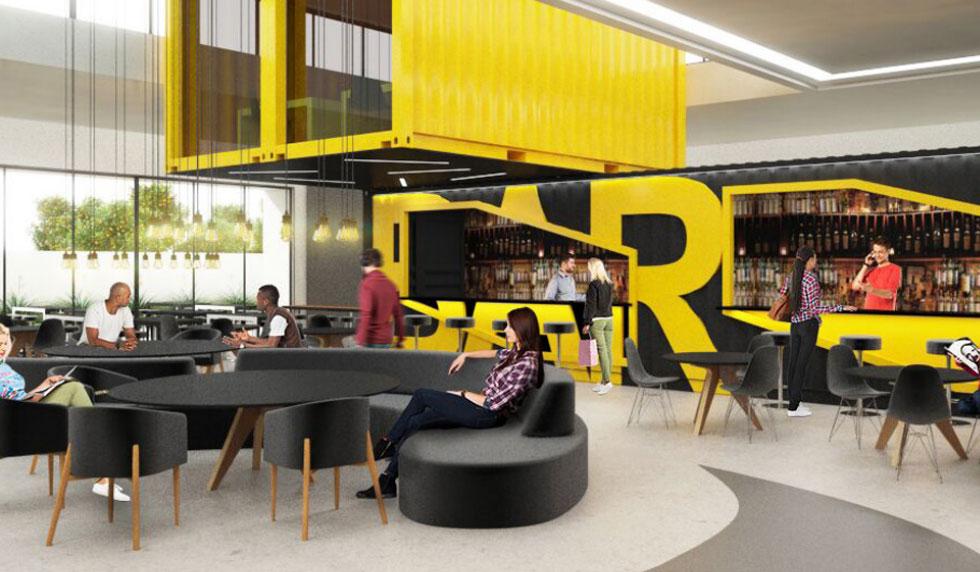 האדריכליות עינת לשם ושמרית פלורסהיים-פאנק ניגשו עם ''תולי ניהול ואחזקות'', שהציעו כמיליון שקל יותר אם יזכו במכרז  (הדמיה: באדיבות חברת אתרים)
