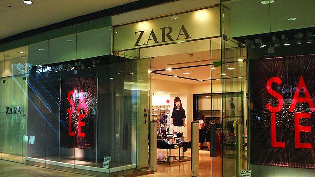 חנות זארה (צילום: אוראל כהן) (צילום: אוראל כהן)