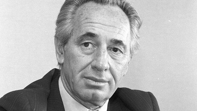 Peres in 1980 (Photo: David Rubinger)