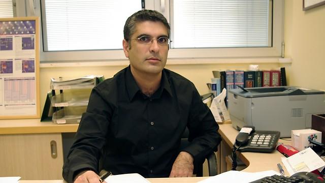 """ד""""ר דוד אוריון (צילום: יחידת הצילום תל השומר) (צילום: יחידת הצילום תל השומר)"""