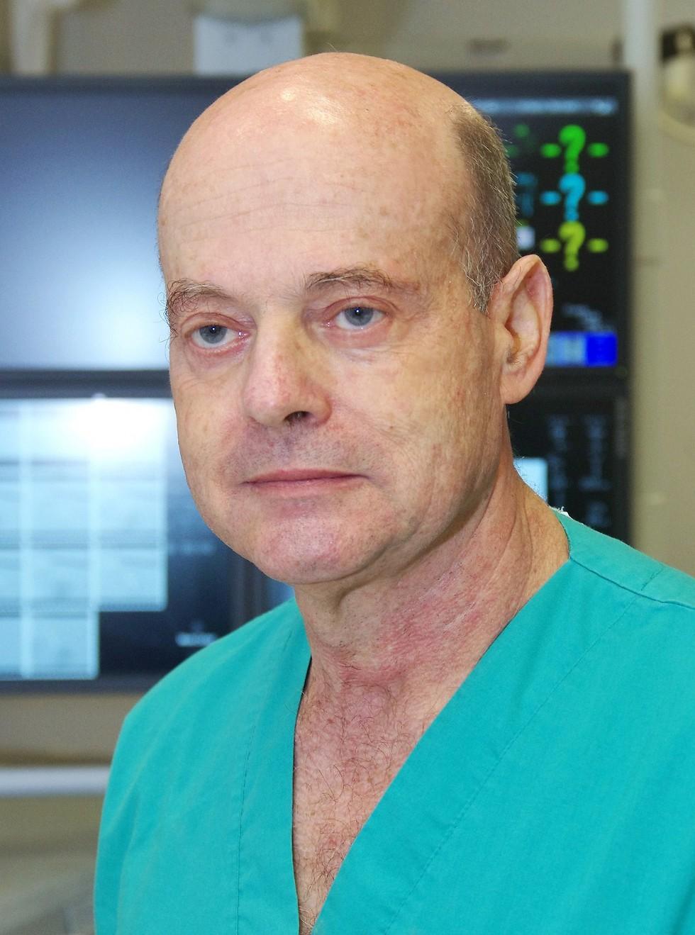 """ד""""ר מתי בקון (צילום: יחידת הצילום תל השומר) (צילום: יחידת הצילום תל השומר)"""