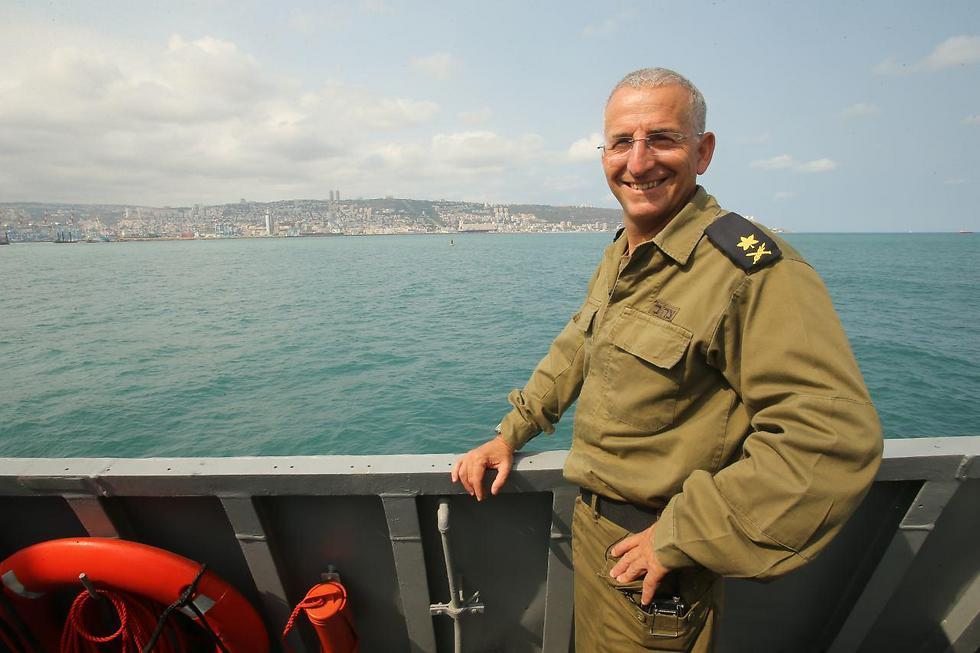 Former Navy chief Major-General (res.) Ram Rothberg. Testified in the affair (Photo: Elad Gershgorn)