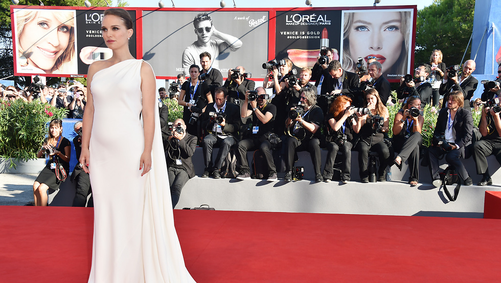 Natalie Portman in Venice (Photo: Getty Images)