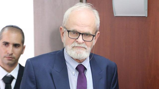 Former chief pathologist Yehuda Hiss (Photo: Motti Kimchi)