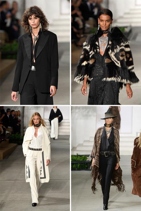 מי רוצה לקנות בגדים רגע אחרי שראתה אותם על דוגמניות? ראלף לורן (צילום: Gettyimages)