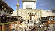 טונות של אבנים, זהב ודיוק הנדסי: כך נבנה בית המקדש השני