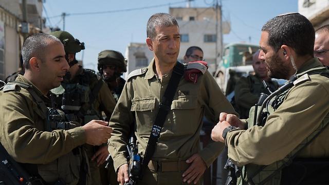 Brigadier-General Lior Carmeli (Photo: IDF Spokesperson's Unit)   (Photo: Gil Yohanan)