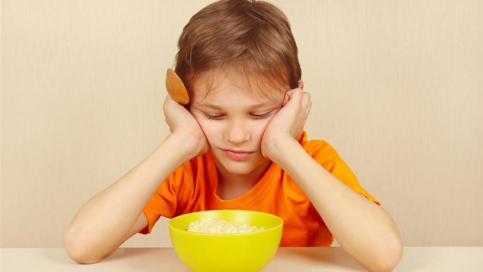 בררנות קיצונית באוכל. ילדים על הספקטרום (צילום: shutterstock) (צילום: shutterstock)