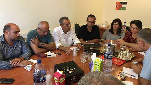 Balad press conference