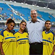 """ג'וש הליקמן, מנכ""""ל קרן מועדון הכדורגל מכבי ת""""א"""