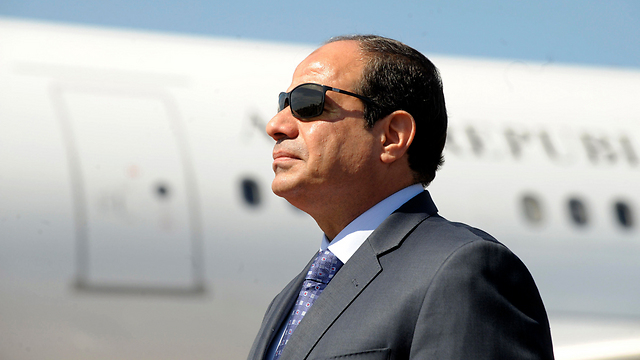 Egyptian President Abdel-Fattah al-Sisi (Photo: AP)