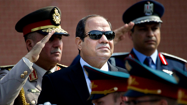 Egyptian President Abdel Fattah al-Sisi  (Photo: AP)
