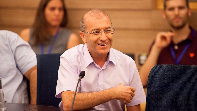 National Insurance Institute Director General Meir Spiegler (Photo: Omer Messinger)