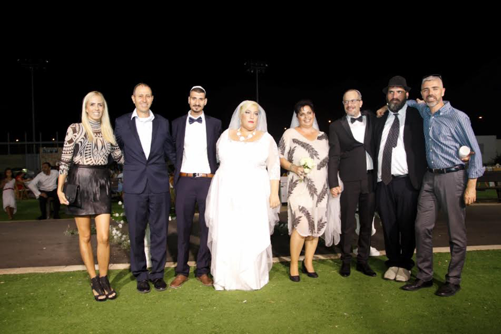 שתי החתונות (צילום: דניאל סיריוטי) (צילום: דניאל סיריוטי)