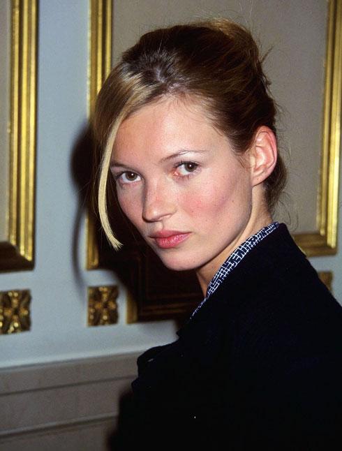 כבר לא קייט הקטנה. מוס, 1999 (צילום: gettyimages)