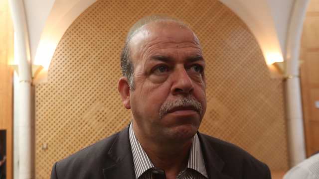 Hussein Abu Khdeir (Photo: Gil Yohanan)