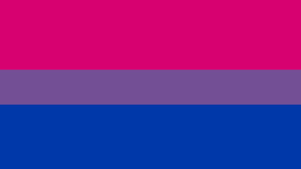 דגל הביסקסואליות (צילום: Shutterstock)