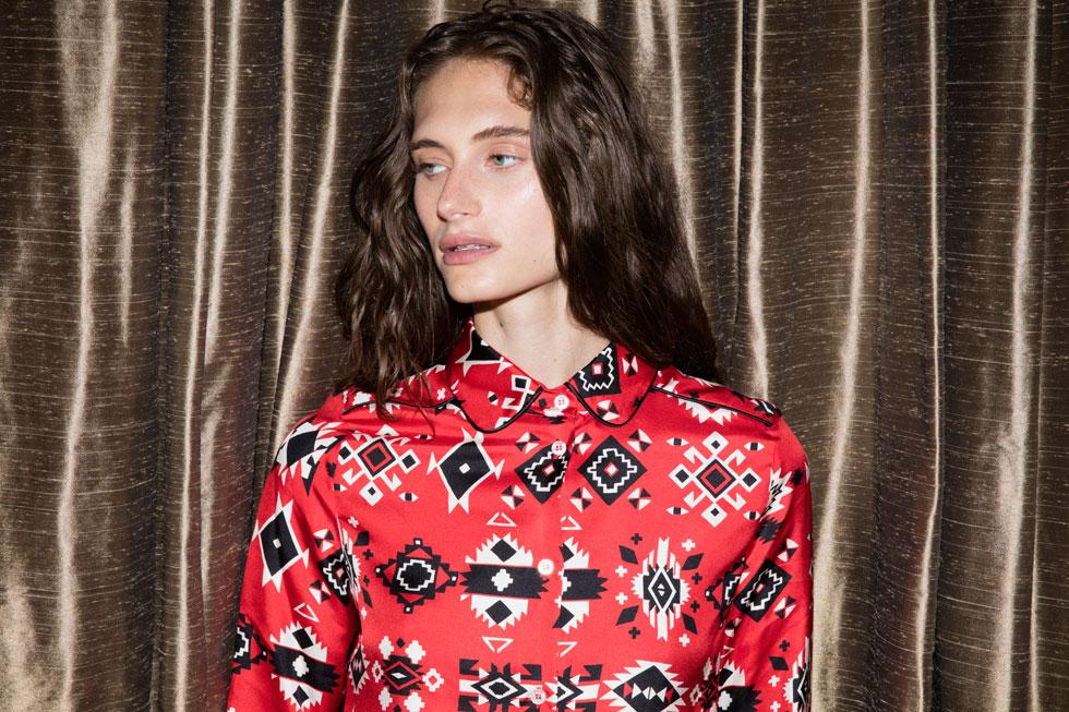 חולצה, F.R.S בהלגה עיצובים (צילום: יניב אדרי)