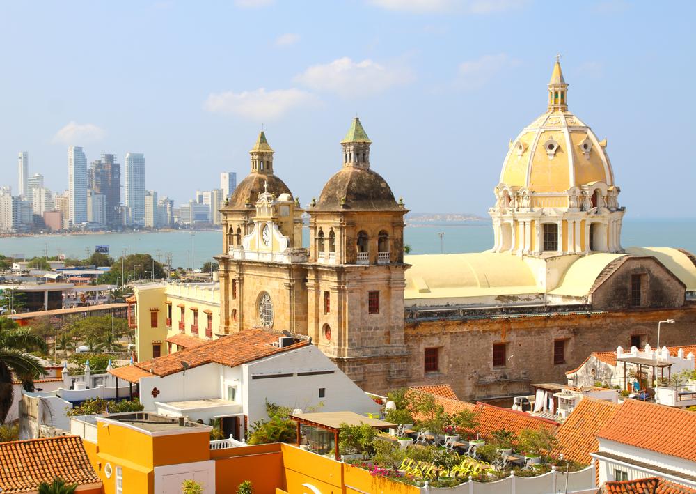 קולומביה (צילום: Shtterstock) (צילום: Shtterstock)