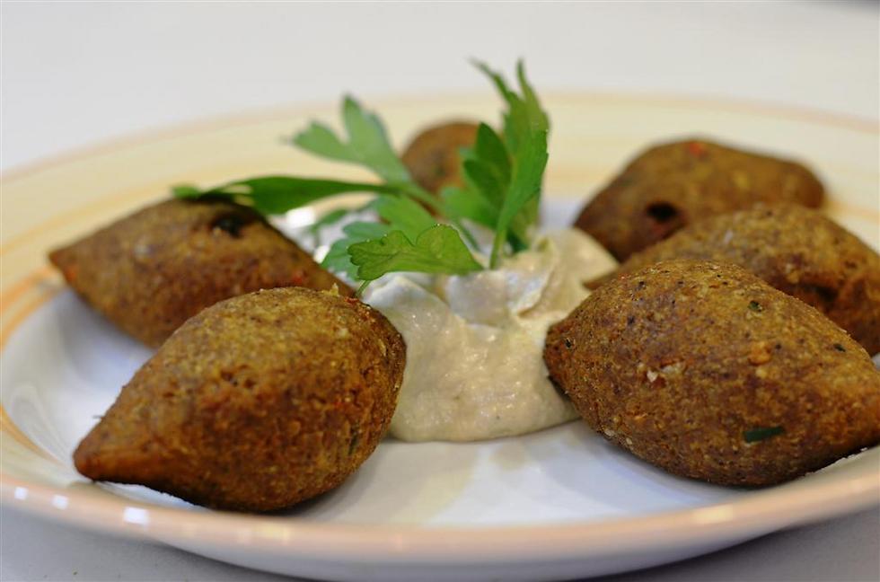 Vegan Middle Eastern food