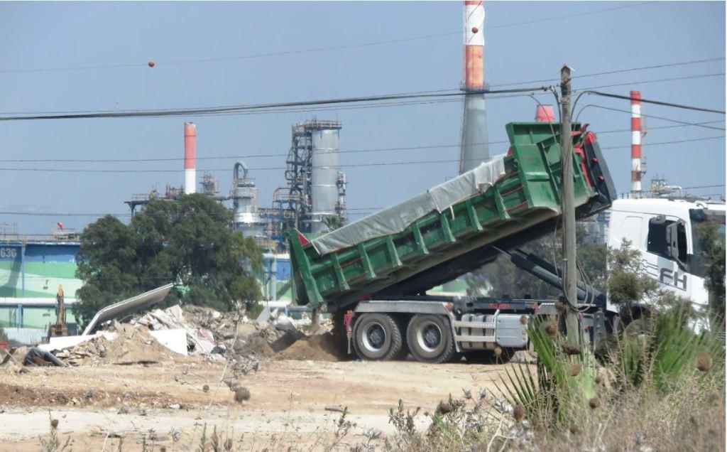 Illustration. Garbage dumping (Photo: Green Police)