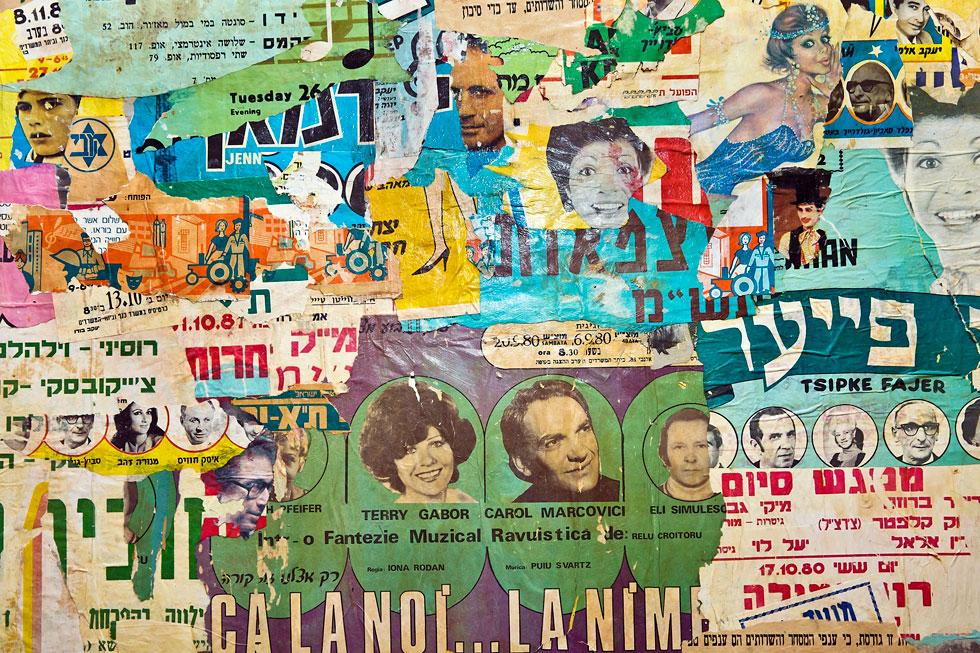 אוספים, יצירות אמנות ותצלומים של כוכבות קולנוע וחברים קרובים מכסים את הקירות (צילום: ענבל מרמרי)