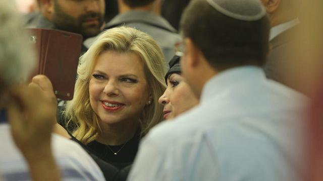 Sara Netanyahu (Photo: Motti Kimchi) (Photo: Motti Kimchi)