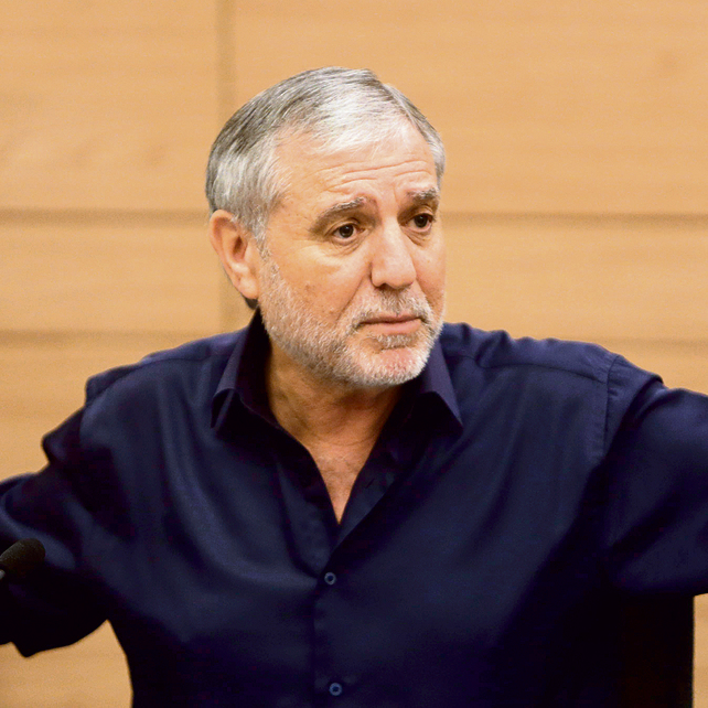 "ח""כ מאיר כהן | צילום: אלכס קולומויסקי"