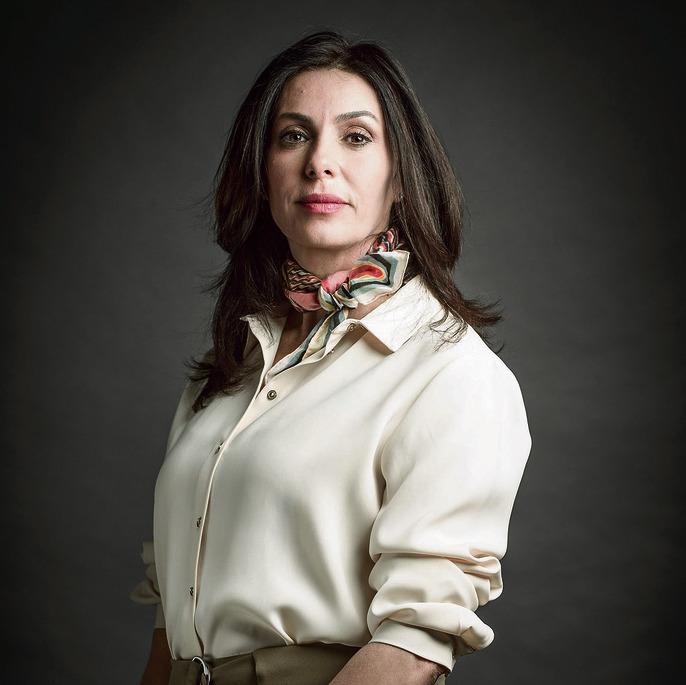 השרה מירי רגב, צילום: גבריאל בהרליה