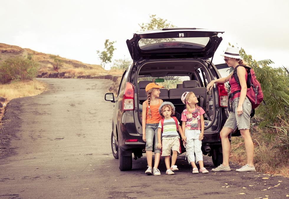 עלייה של כ-15% במספר הישראלים השוכרים מכוניות לחופשה ומשאירים את המשפחתית בחניה (צילום: shuttersock)