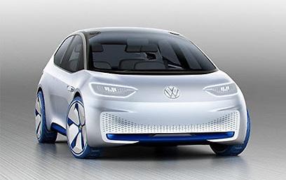 חשמלית עתידנית - פולקסווגן ()