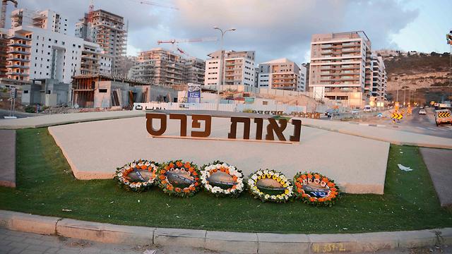 נאות פרס, חיפה (צילום: ראובן כהן) (צילום: ראובן כהן)