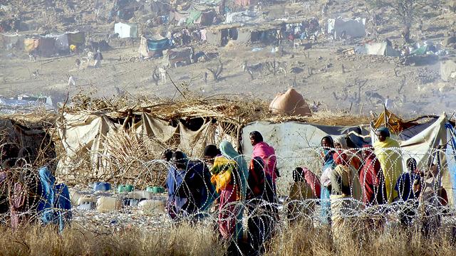 (צילום: AFP PHOTO, HO, UNAMID) (צילום: AFP PHOTO, HO, UNAMID)