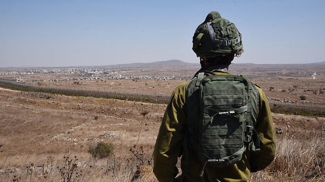 Golan Heights (Archive Photo: Avihu Shapira) (Photo: Avihu Shapira)