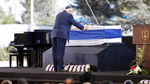 President Rivlin (Photo: AP)