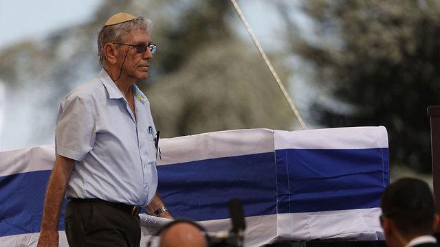 Author Amos Oz (Photo: AFP)