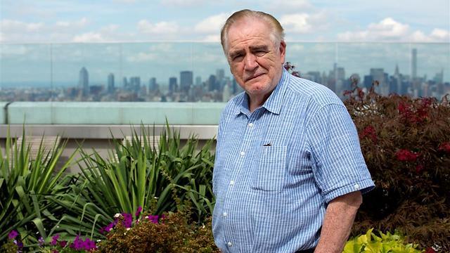 בריאן קוקס בביתו בברוקלין, ניו יורק (צילום: נדב נויהוז) (צילום: נדב נויהוז)