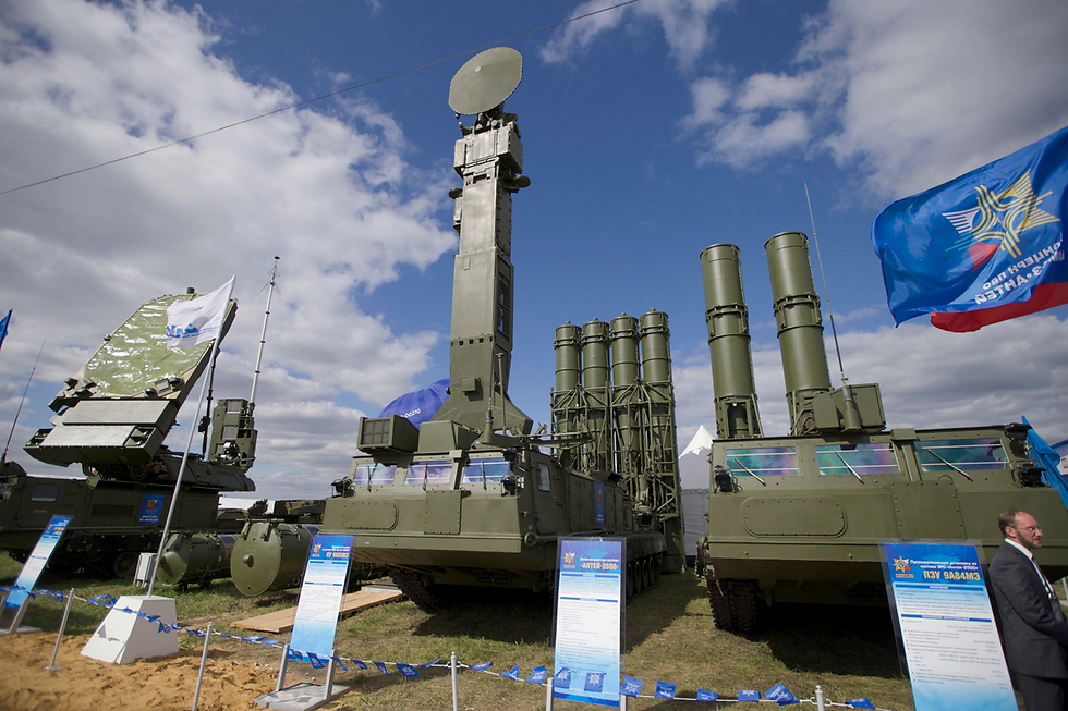 Russia deploys s-300 missiles in Syria (Photo: AP)