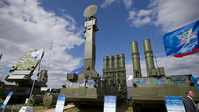 Russian S-300 air defense system (Photo: AP)