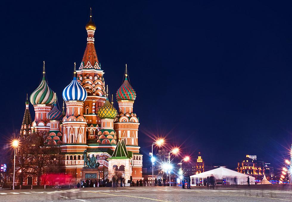 מוסקבה, רוסיה (צילום: iStock)