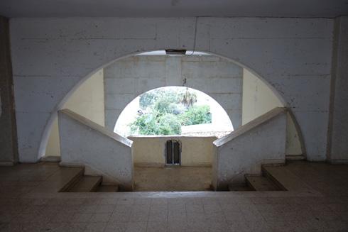 אדריכלות ייחודית. גילה (צילום: מיכאל יעקבסון)