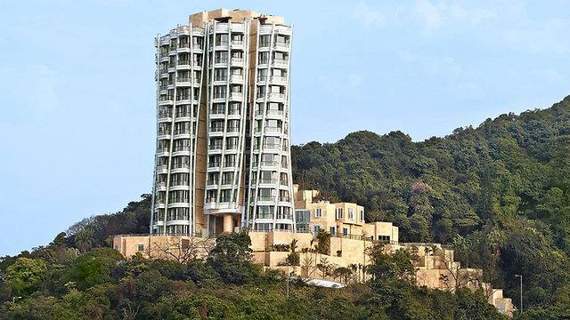מגדל היוקרה אופוס בהונג קונג ()