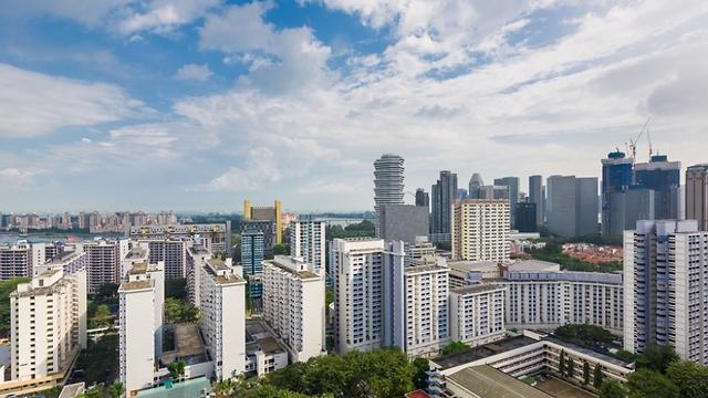 "סינגפור. פנטהאוז בשטח של 1,960 מ""ר (צילום: Shutterstock) (צילום: Shutterstock)"