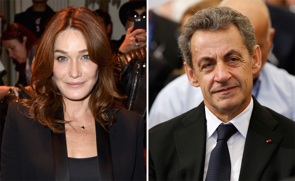 """היא בשורה הראשונה של דיור ושאנל בפריז, הוא בשורה השנייה בהלוויתו של שמעון פרס ז""""ל בירושלים (צילום: Gettyimages, AFP)"""