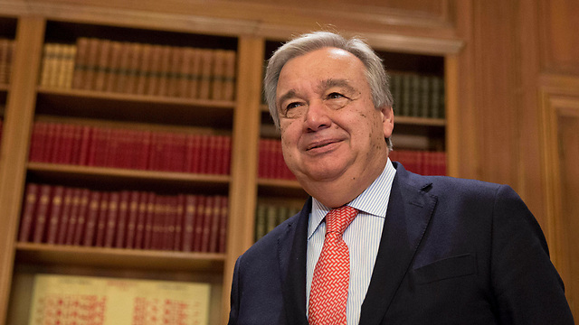 United Nations Secretary-General Guterres (Photo: AP)
